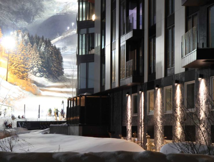 The Most Luxurious Places to Stay in Niseko