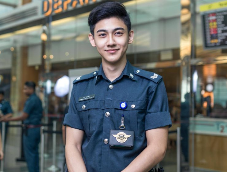 This Week in Travel: Have You Seen This 'Hot Security Dude' in Changi Airport?
