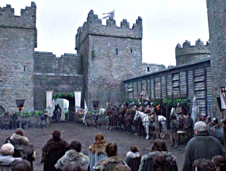 This Week in Travel: A Game of Thrones Festival at 'Winterfell' is Coming