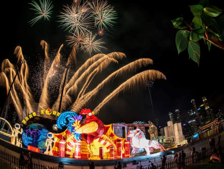 The Best Events To Enjoy In Singapore