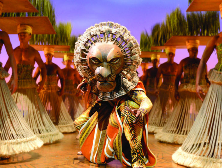 The Lion King in Singapore