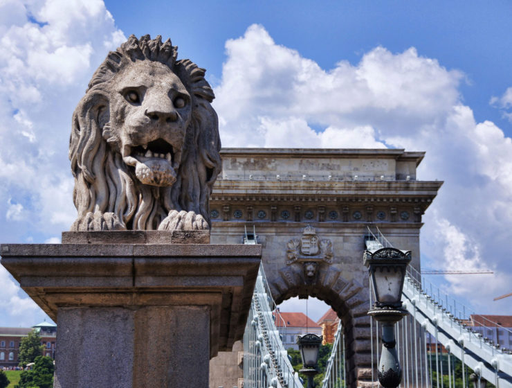 Will Smith climbed Chain Bridge in Budapest for In My Feelings challenge