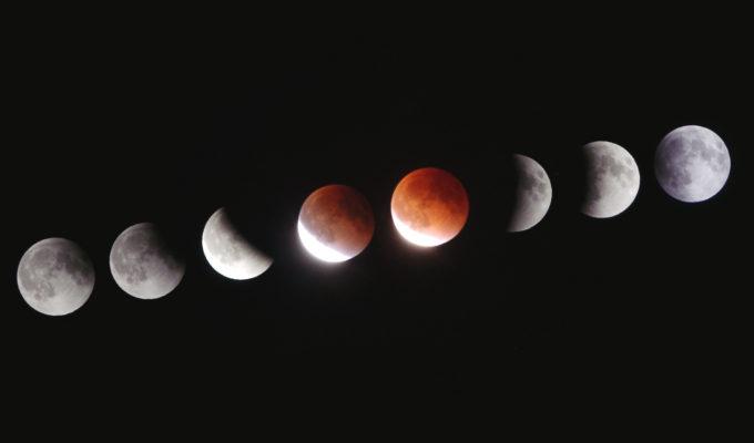 Longest lunar eclipse in the century