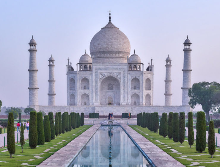 Taj Mahal faces shutdown if not preserved