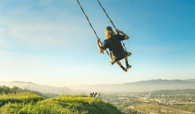 Most beautiful swings in the world