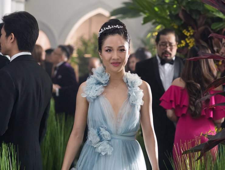 Crazy Rich Asians Rachel Chu played by Constance Wu