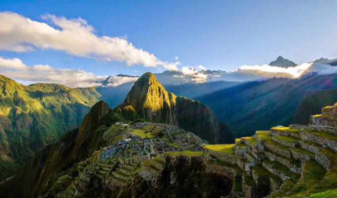 Regent Seven Seas 117 Day Cruise Machu Picchu