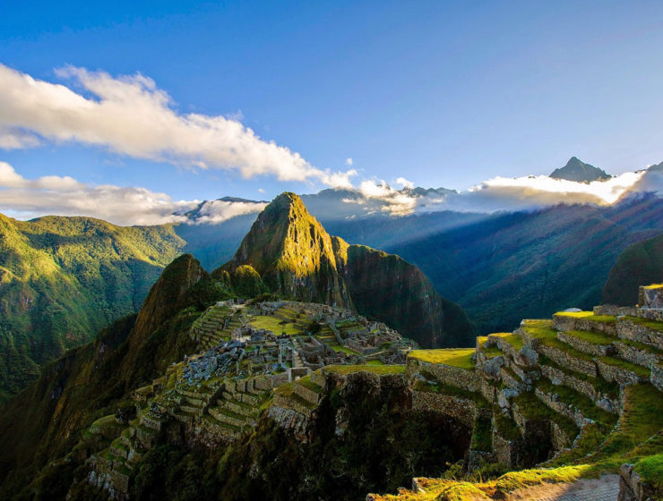 Regent Seven Seas 117 Day Cruise Machu Picchu