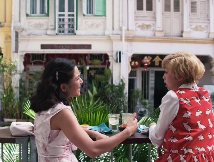 Crazy Rich Asians locations Singapore and Malaysia