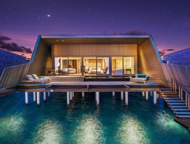 St. Regis Maldives Vommuli Resort
