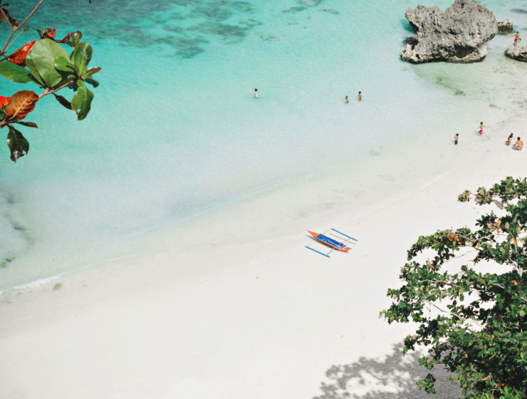 Boracay Island to reopen in October
