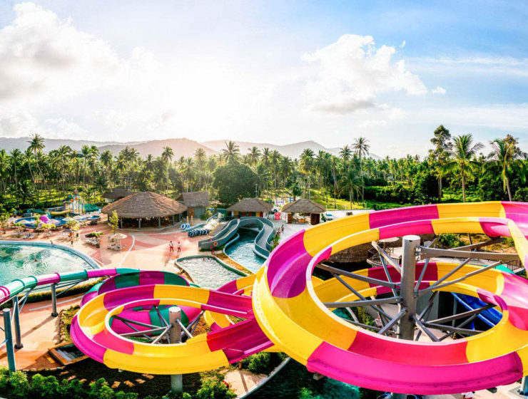 Family friend activities for kids in Koh Samui