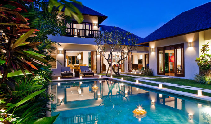Villa Songket Seminyak Bali