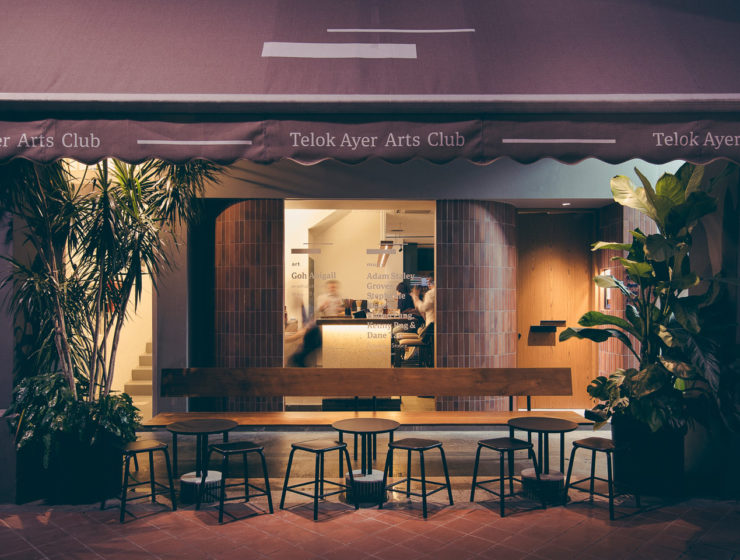 Telok Ayer Arts Club Singapore