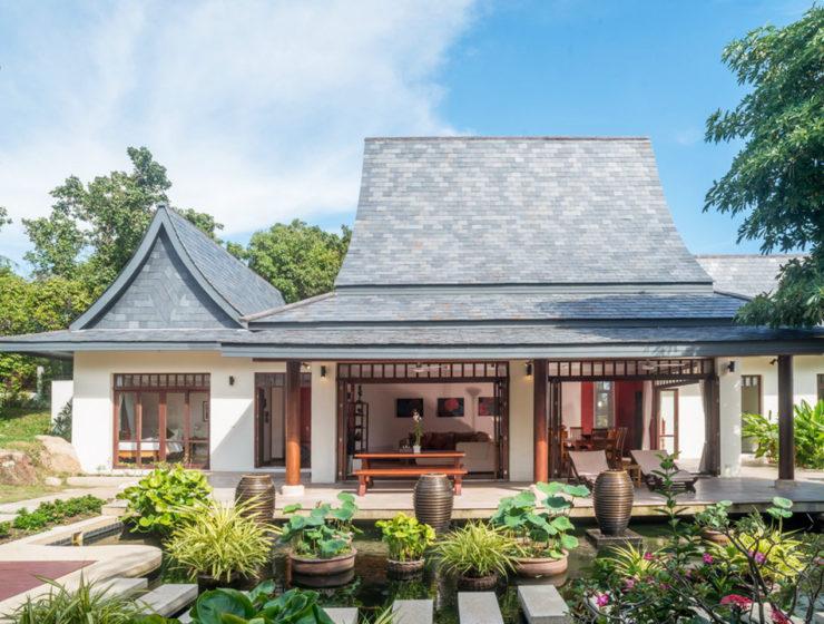 Motsamot Koh Samui Thailand Villa