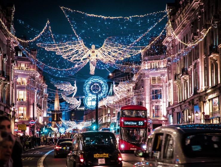 London Regent Street Christmas