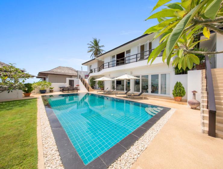 Villa Mullion Cove Koh Samui Thailand Bophut