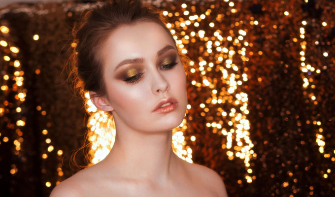 Christmas party makeup ideas