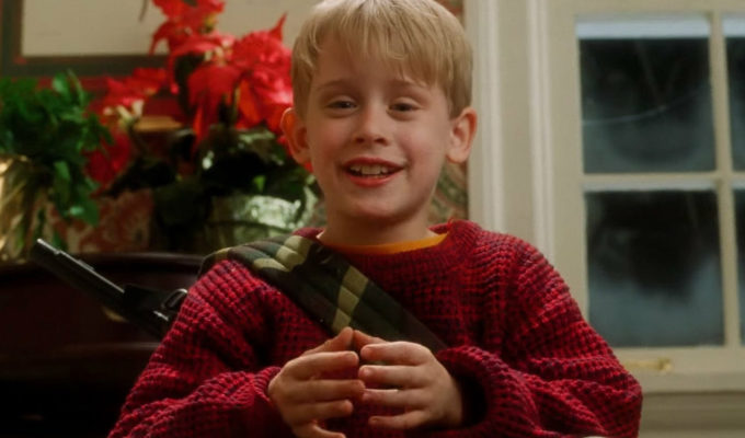 Home Alone remake Google