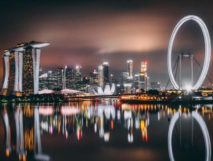 Singapore January 2019