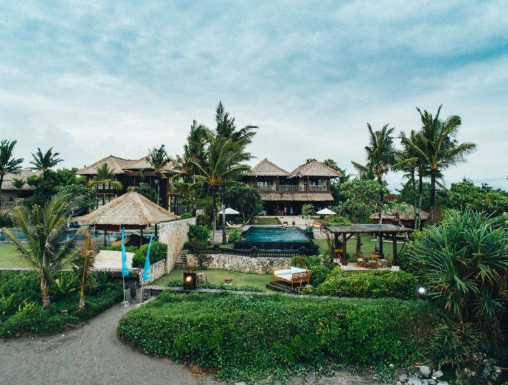 Villa Waringin Canggu Bali, beachfront villa