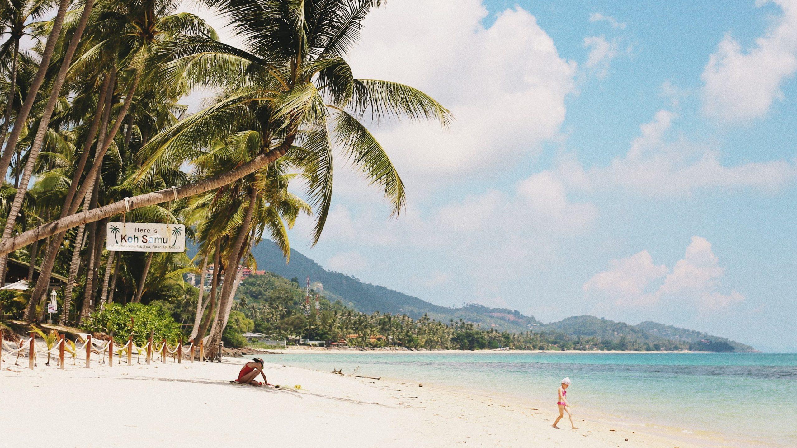 koh samui beach luxe nomad