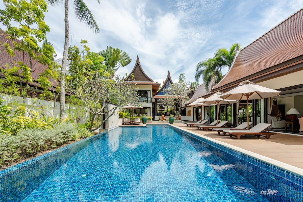 Photo of a pool in Baan Rattana Thep in Koh Samui